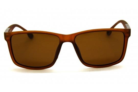 Óculos de Sol Bamboo Masculino Marrom - 1098M