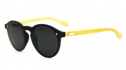 Óculos de Sol Bambu Unissex P...