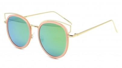 Óculos de Sol Acetato Flat Le...