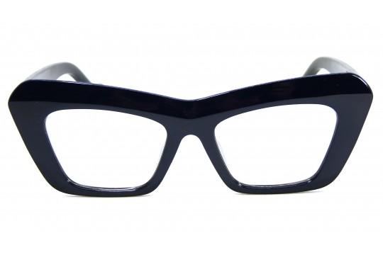 Óculos de Sol Acetato Feminino Azul - 5018A