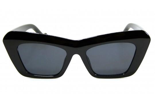 Óculos de Sol Acetato Feminino Preto - 5018P