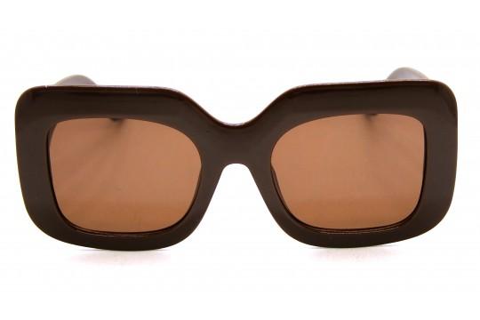 Óculos de Sol Acetato Feminino Marrom - 5019M
