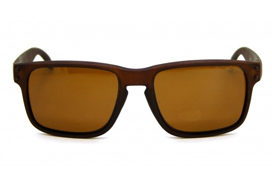 Óculos de Sol Acetato Masculino Marrom - 5205M