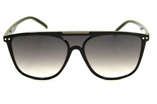 Óculos de Sol Acetato Unissex Preto Lt Degrade - 59006PD