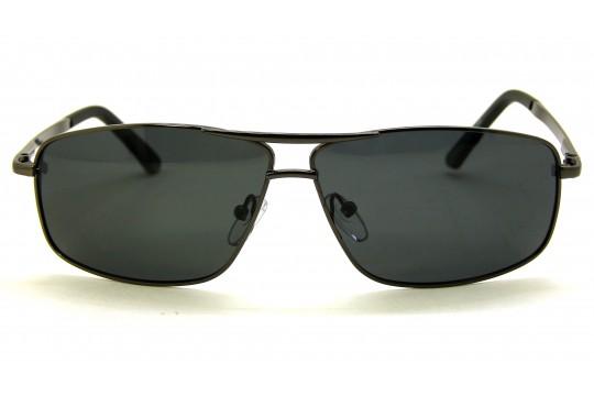 Óculos de Sol Metal Masculino Grafite - AG31013G
