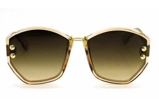Óculos de Sol Acetato Feminino Caramelo - BB8041C