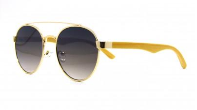 Óculos de Sol Metal Unissex D...