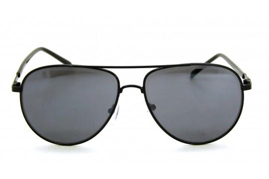 Óculos de Sol Metal Unissex Preto - H7513P