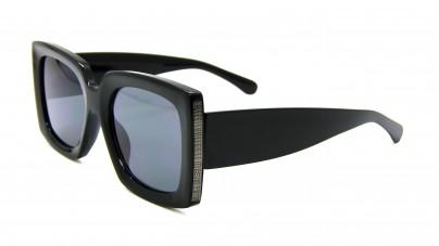Óculos Acetato Feminino Preto...
