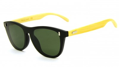 Óculos de Sol Bambu Unis...