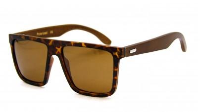 Óculos de Sol Bambu Masculino...