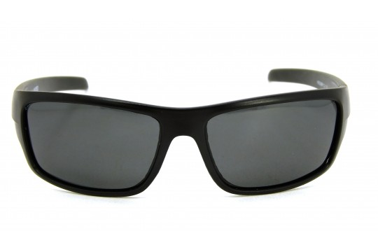 Óculos de Sol Acetato Masculino Esportivo Preto Fosco - HS0299PF