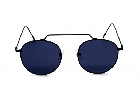 Óculos Metal Unissex Dourado Lt Preta - HT0992P