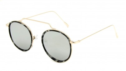 Óculos Metal Feminino Estampa...