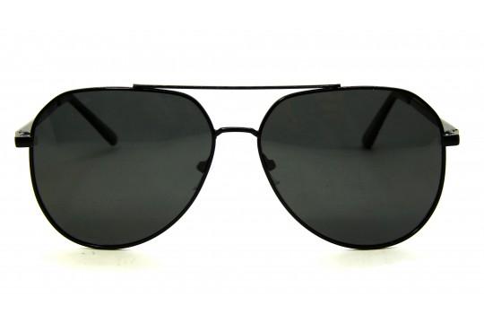 Óculos de Sol Metal Unissex Preto - HT202075P