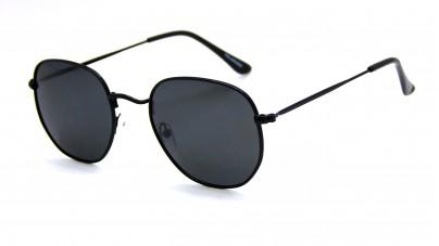 Óculos de Sol Hexagonal Metal...