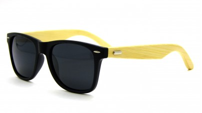 Óculos de Sol Acetato Bambu M...